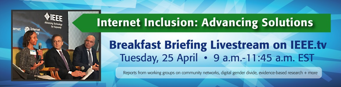 Internet Inclusion: Advancing Solutions April 2017