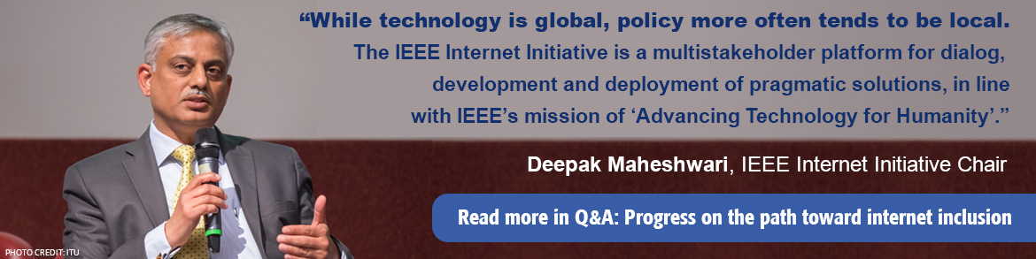 Q&A with  Deepak Maheshwari