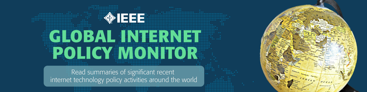 Global Internet Policy Monitor