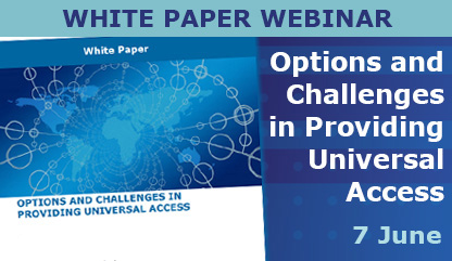 Options and Challenges in Providing Universal Access — Webinar