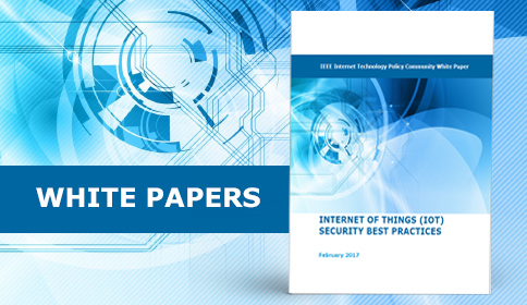 IEEE Technology Policy Community White Papers