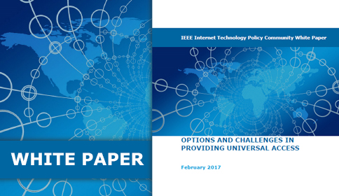 Options and Challenges in Providing Universal Access white paper