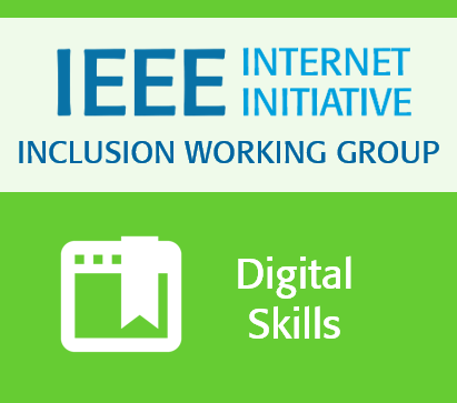 Digital literacy image icon